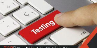 Viết 1 Test Case Đơn Giản Với Python Selenium WebDriver