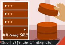 ## trong SQL (2 dấu thăng) nghĩa là gì?