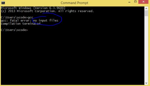 Chuẩn bị môi trường cài đặt để chạy code C trên window