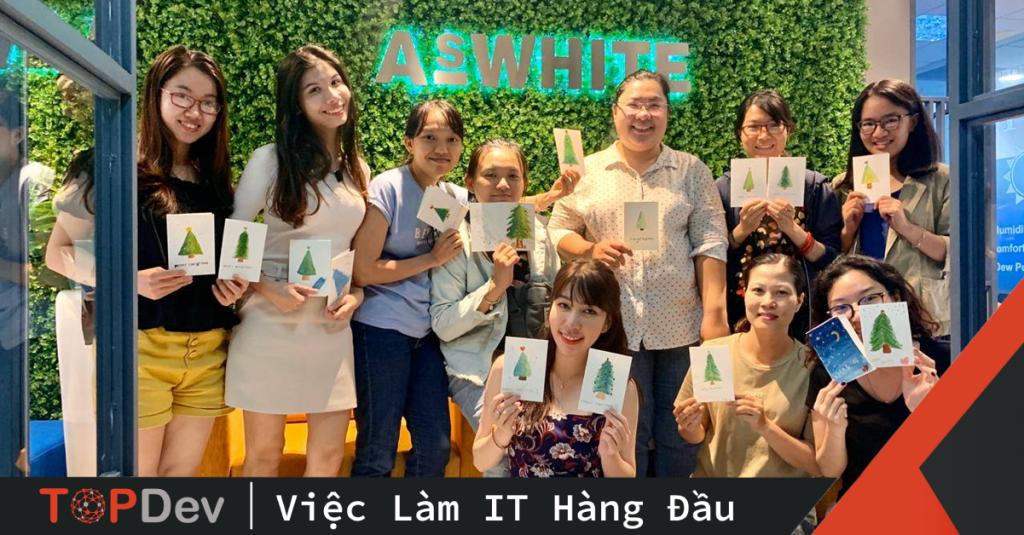 As White Vietnam