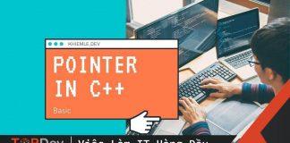 Con trỏ và cấp phát động trong C++