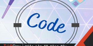 Đặt tên cho code