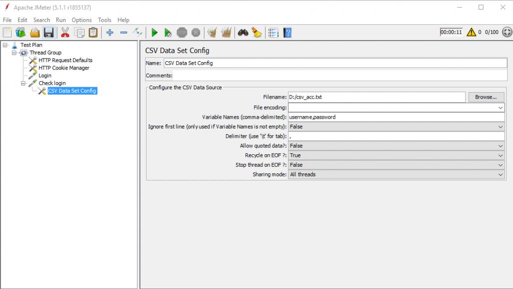 Hướng dẫn sử dụng JMeter test hiệu năng website – Phần 2