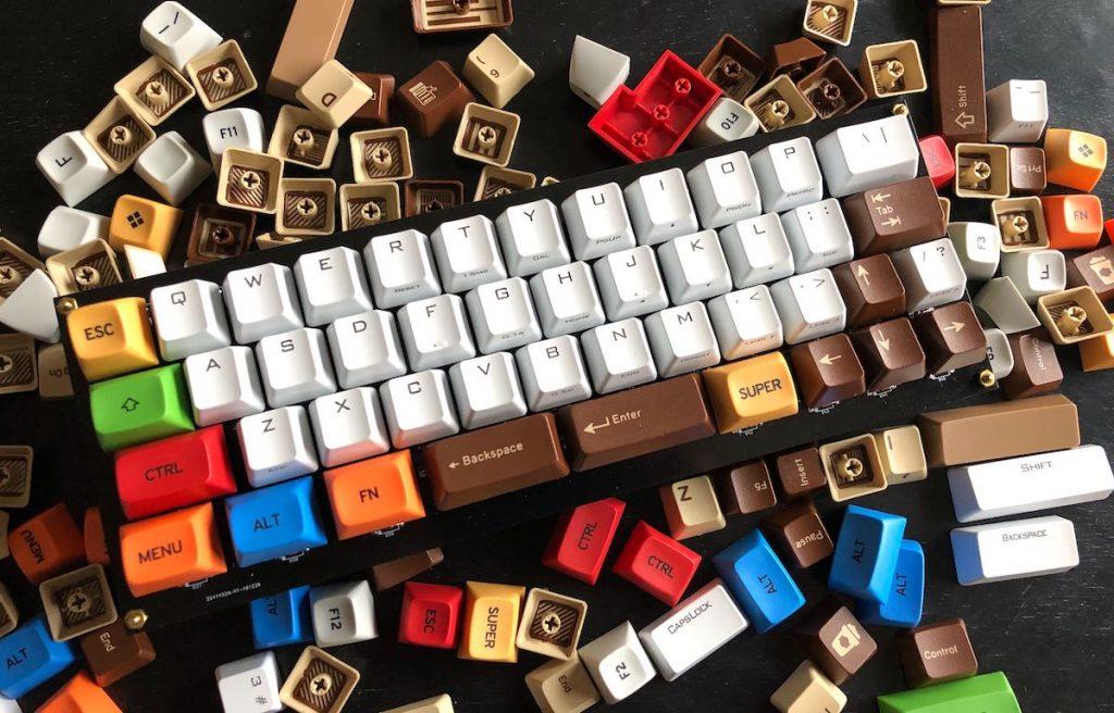 Keyboard from Scratch: Từ A tới Z