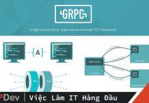 Giao tiếp Client / Server bằng gRPC