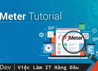 Sử dụng JMeter test hiệu năng