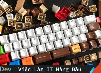 Keyboard from Scratch: Từ A tới Z