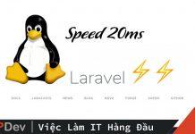 Thiết lập môi trường phát triển Laravel/PHP tốc độ ánh sáng trên Windows 10 với Windows Subsystem for Linux (WSL)