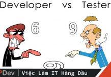 Định hướng nghề nghiệp – Trở thành Tester hay Developer?