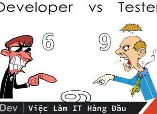 Trở thành Tester hay Developer?