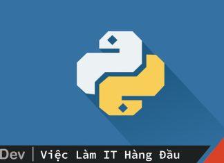 Cú pháp cơ bản trong lập trình Python