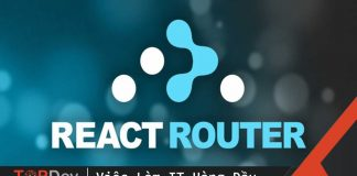 Giới thiệu React Router