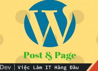 WordPress.org và WordPress.com   Nên sử dụng nền tảng nào ?