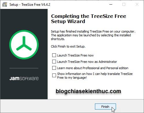 Cách tìm File/ Folder đang chiếm dung lượng lớn trên Windows