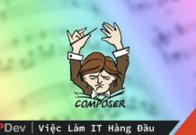Composer - Công cụ tuyệt vời dành cho PHP