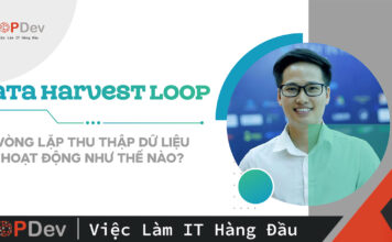 data harvest loop
