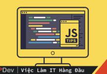javascript tip