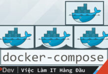 Share data giữa Docker Container bằng Docker Volume