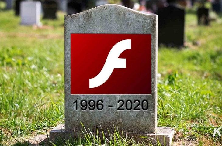 Cách gỡ bỏ Adobe Flash. Tại sao Flash bị Adobe khai tử?