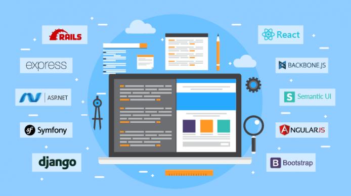 TOP 10 Web Framework tốt nhất, đáng dùng nhất – Phần 1