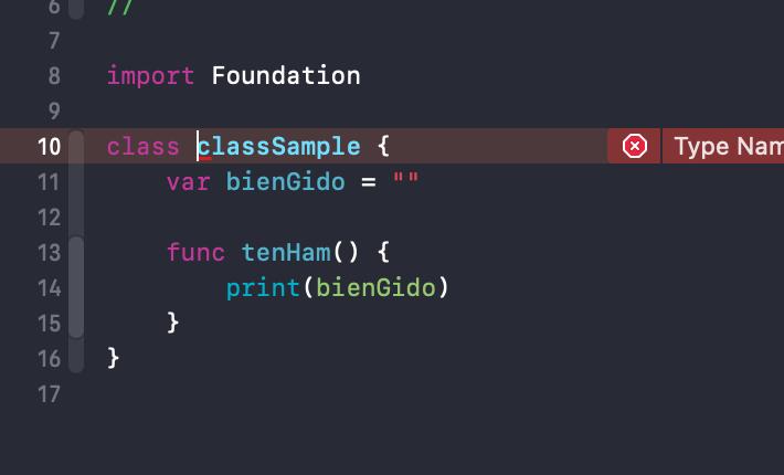 Lập trình IOS: Làm sao để viết code swift đúng chuẩn thế giới?