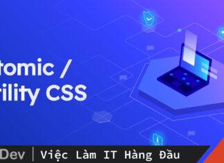 A taste of Atomic CSS