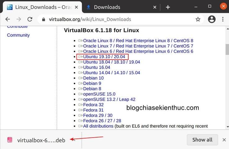 Hướng dẫn cài đặt VirtualBox trên Ubuntu chi tiết nhất