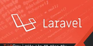 Bộ cài đặt Laravel Installer đã hỗ trợ tích hợp Jetstream