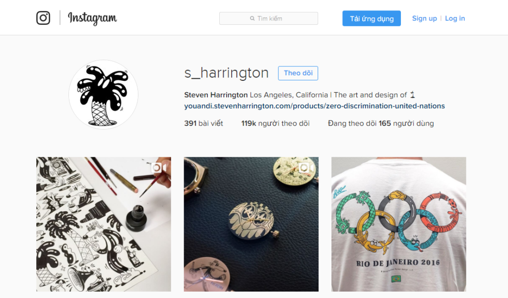 10 tài khoản Instagram bạn nên theo dõi để lấy ý tưởng thiết kế