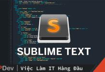 Thủ thuật với Sublime Text (p2)