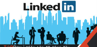 tìm việc trên linkedin