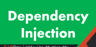 Dependency Injection – Web API ( C# )