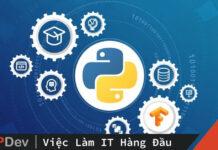 Biến số và kiểu dữ liệu số trong Python