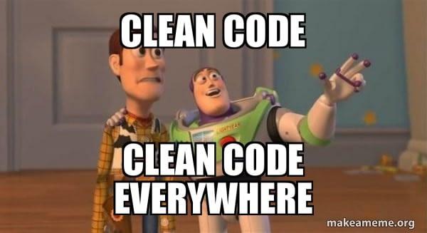 Clean code – Tất cả từ một cái tên