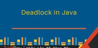 Deadlock in Java