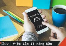 Tổng quan về Mobile Testing