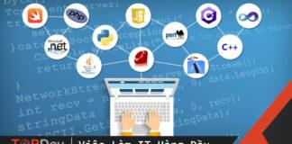 Top 10 ngôn ngữ lập trình giúp bạn kiếm bội tiền (Phần 1)