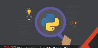 Cấu trúc dữ liệu từ điển Dictionary trong Python