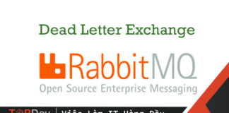 Sử dụng Dead Letter Exchange trong RabbitMQ