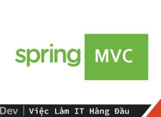 Cho phép tùy chọn Giao diện trong Spring Web MVC framework