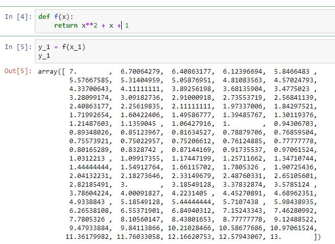 Tạo dữ liệu và vẽ đồ thị với Numpy và Matplotlib
