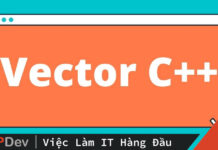 Vector trong C++