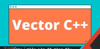 Vector trong C++