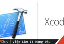 Hướng dẫn sử dụng Xcode và Tạo project Xcode