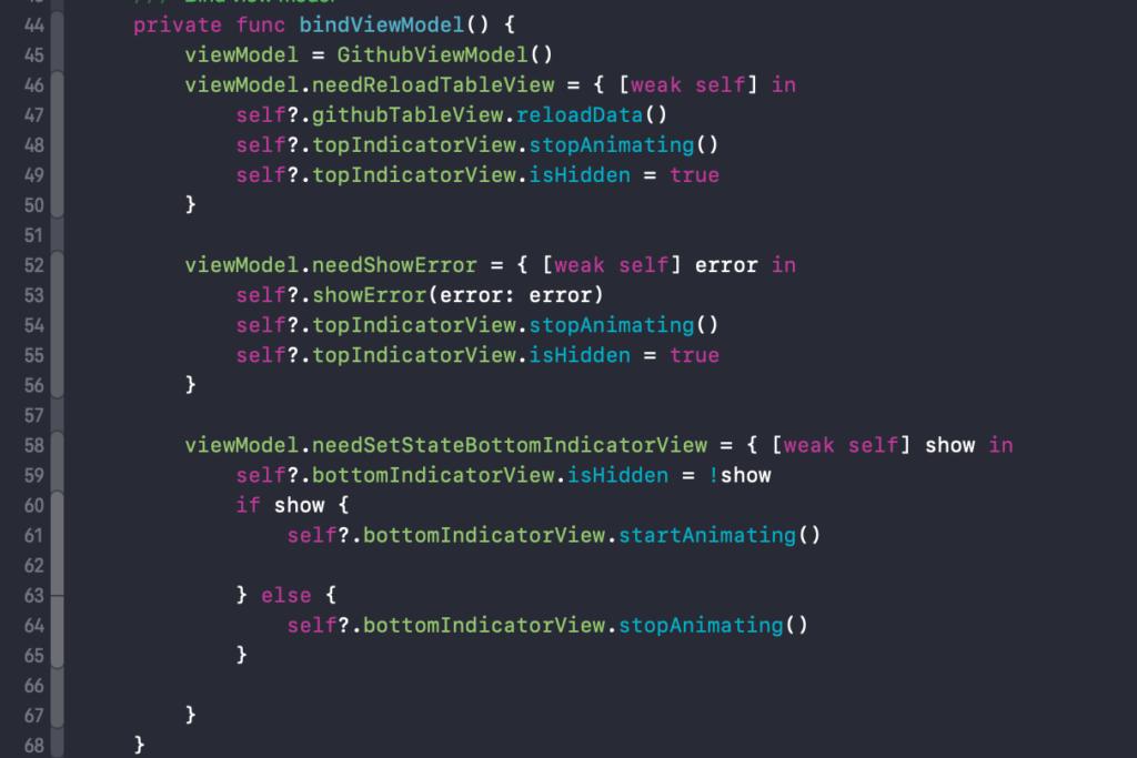 Lập trình IOS: Triển khai MVVM cho project swift(phần 3)