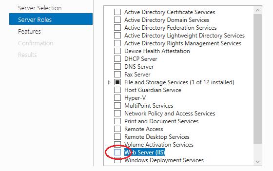 Cài đặt FTP Server trên Windows Server