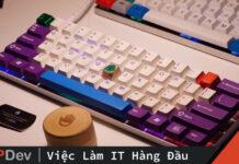 12 loại bàn phím cho lập trình viên (Phần 1)
