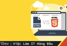 HTML là gì? Tại sao nên dùng HTML5?