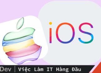 iOS là gì? Giới thiệu lập trình ios