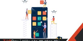 mobile developer làm gì